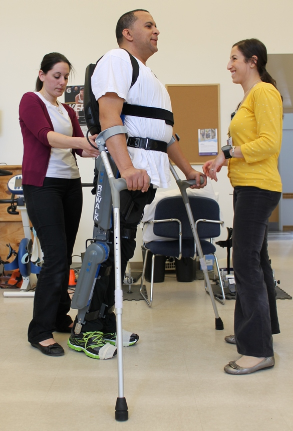 Stages of Spinal Cord Injury Research