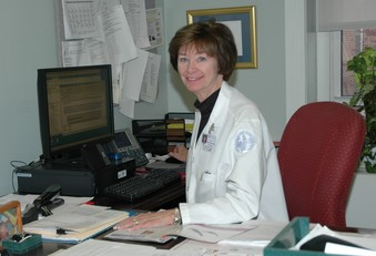 Mary Beth Walsh, M.D., Executive Medical Director/CEO