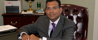 Rajiv R. Ratan M.D., Ph.D., Burke Professor of Neurology and Neuroscience, Associate Dean, Weill Medical College,Executive Director, Burke Medical Research Institute