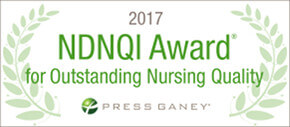 2017 NDNQI Award for Outstanding Nursing Quality